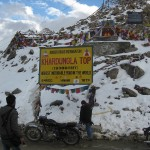 Khardung La Pass, Ledakh, India