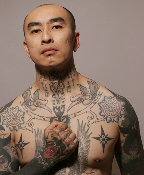 Tattoos in Australia