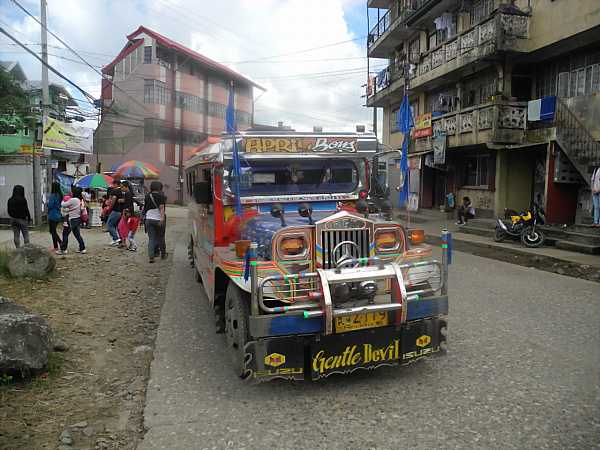 Philippines Jeepney 7