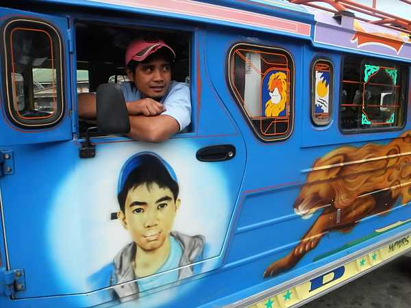 Philex Jeepney Operators and Drivers Association