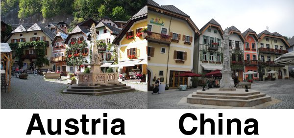 A Visit to Hallstatt, China: An Austrian Village Cloned